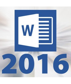 Microsoft Office Word 2016 (CON UTOR)